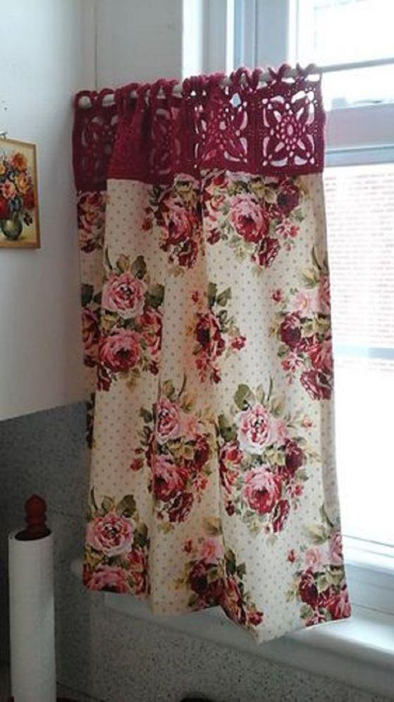 cortina de rosas
