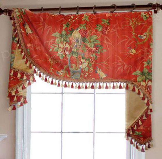cortina estilo oriental