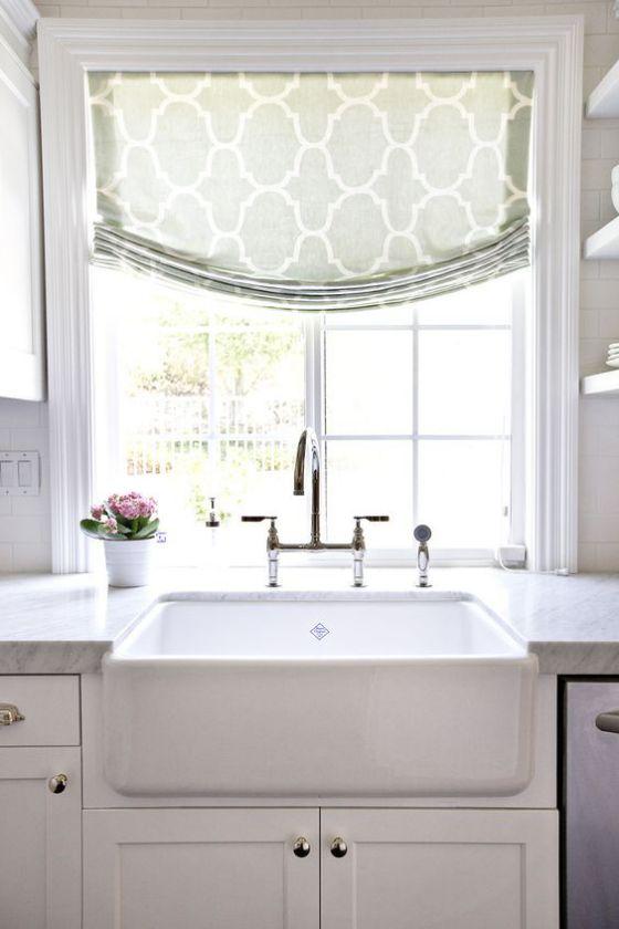 Cortinas para cocinas dise os r sticos modernos for Disenos de cortinas