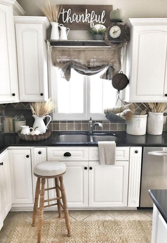 Cortinas para cocinas Diseños Rústicos, Modernos, Navideños y más