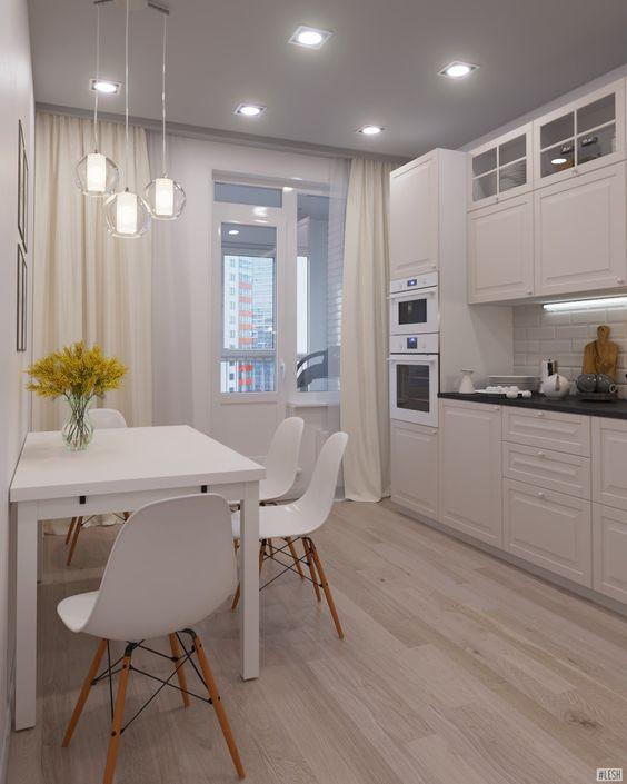 Cortinas para cocinas dise os r sticos modernos - Que cortinas poner en la cocina ...