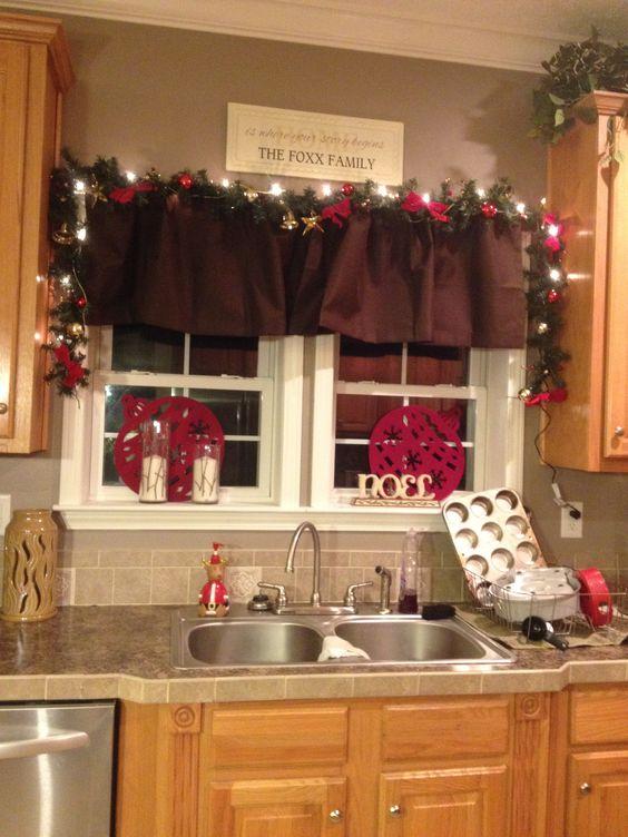 Cortinas Navideñas Para Cocinas (5)