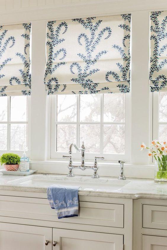 Cortinas para cocinas dise os r sticos modernos for Ideas de cortinas