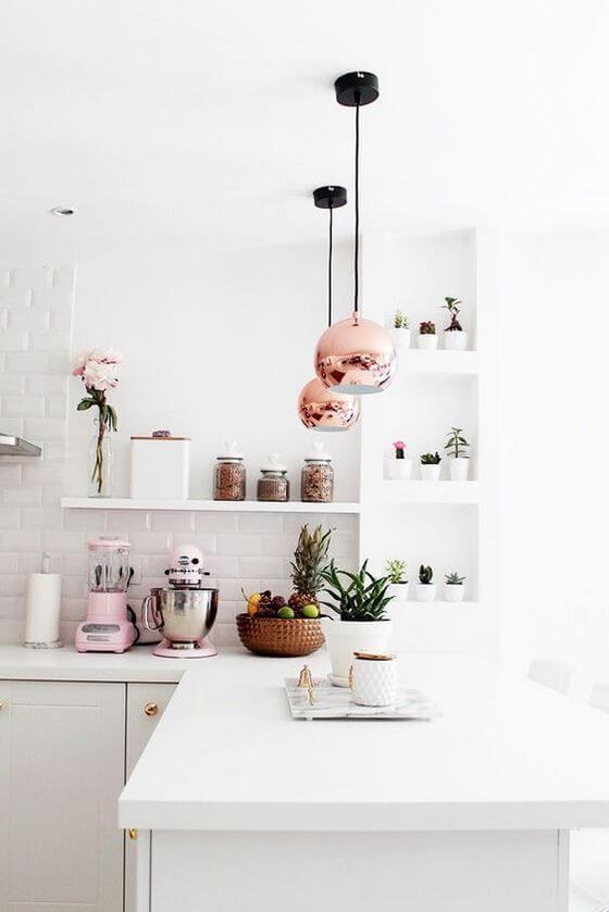decoracion de cocinas tonos minimalistas