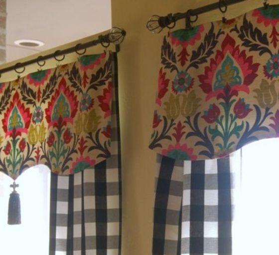 diseño de cortinas
