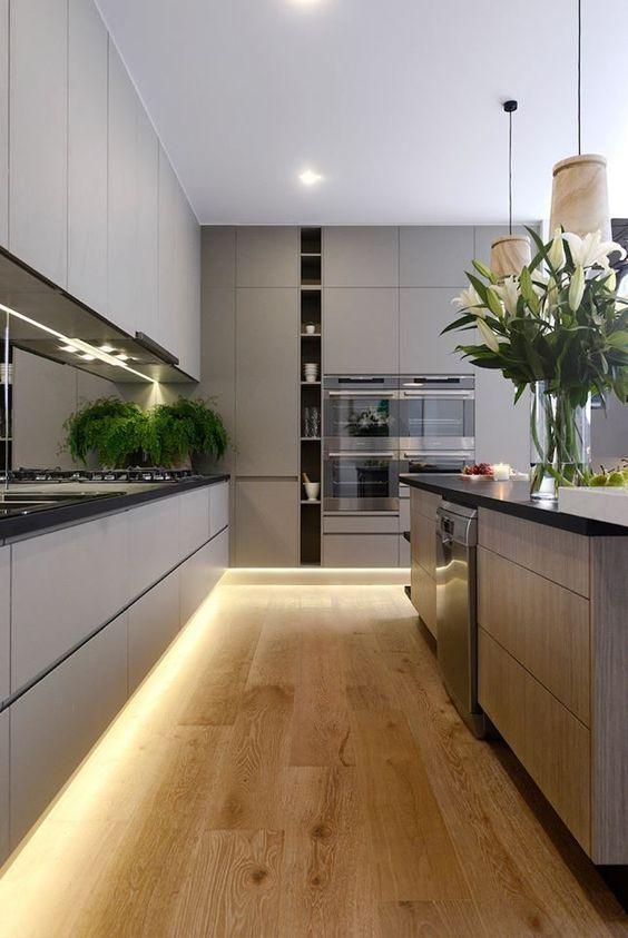 Diseño En Gris Cocinas (1)