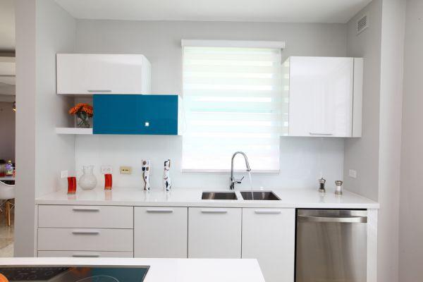Tipos de gabinetes de cocina que podr s utilizar en tu casa for Decoracion de gabinetes de cocina