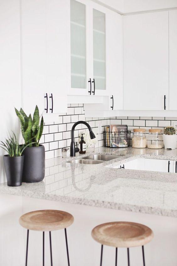 Diseños De Cocinas Blancas (1)