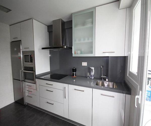 Tipos de gabinetes de cocina que podr s utilizar en tu casa for Gabinetes de cocina modernos