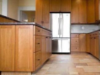 Cocinas modernas for Muebles de cocina de madera modernos