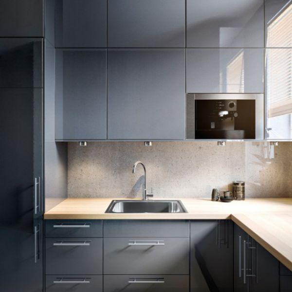 Tipos de gabinetes de cocina que podr s utilizar en tu casa for Cocinas precios y modelos