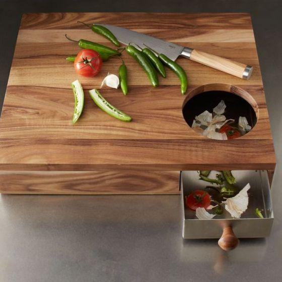 tablas de madera para picar