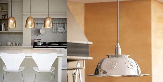 L mparas para cocina que le dar n un toque especial a tu cocina - Lamparas colgantes minimalistas ...