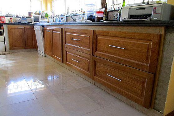 Por qué comprar muebles de madera para cocina? Tendecias para el 2017