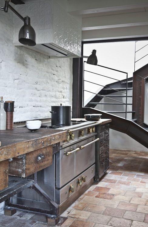 Cocinas Estilo Rustico En Madera (6)