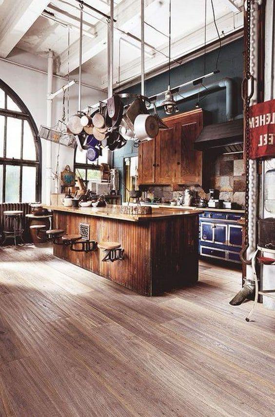 Cocinas Industriales Estilos (1)