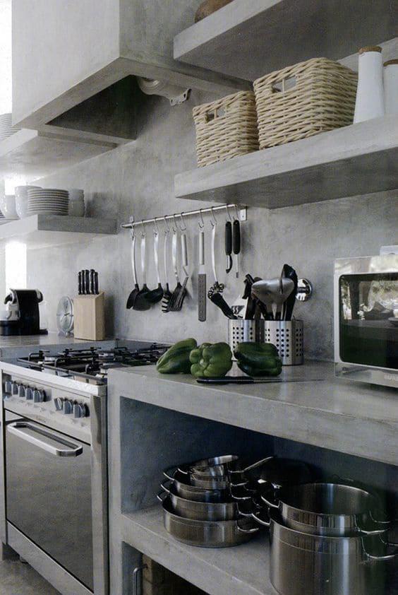 Cocinas Industriales Estilos (6)