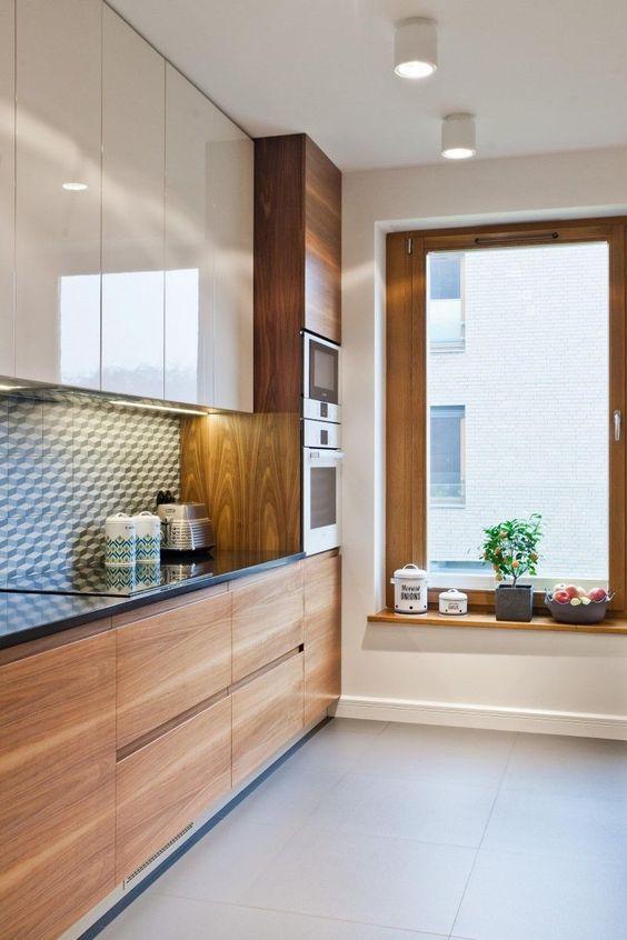 Colores para cocinas las mejores combinaciones para cada - Cocinas con colores vivos ...