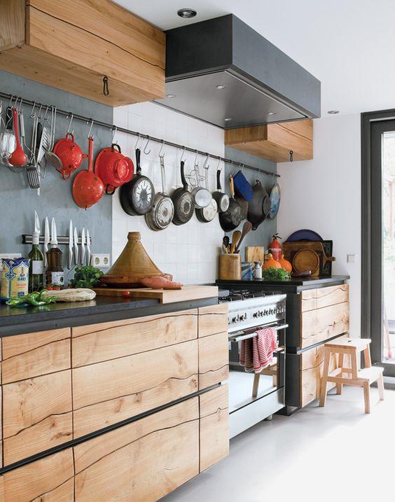 Cocinas Modernas Madera (5)
