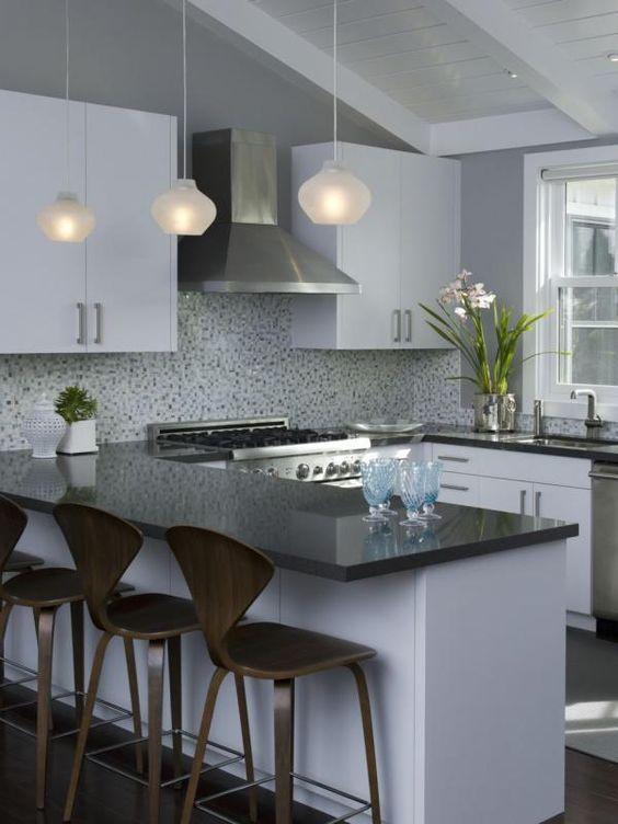 Colores para cocinas las mejores combinaciones para cada ... - photo#24