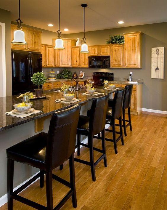 Colores para cocinas las mejores combinaciones para cada for Colores para cocina comedor