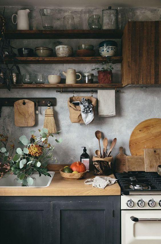 Diseños Cocinas Rusticas (2)