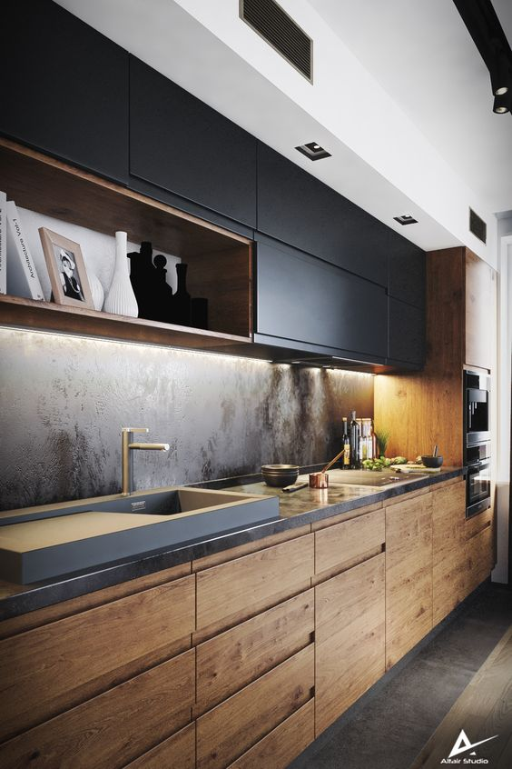 Diseños Modernos Cocinas (5)