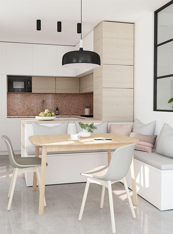 Dise os de cocinas modernas r sticas empotradas for Disenos de comedores 2016