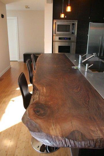 Muebles de madera para cocina dise os r sticos modernos for Estilos de muebles de madera