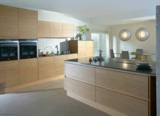 Cocinas de madera Diseños rústicos, modernos y pequeñas