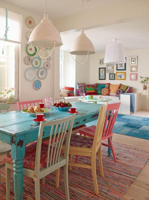 Muebles De Colores (2)