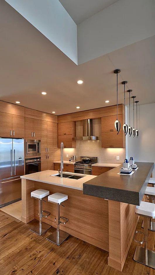 Muebles de madera para cocina dise os r sticos modernos for Muebles de diseno online outlet
