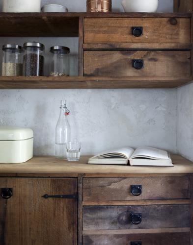 Muebles de madera para cocina dise os r sticos modernos - Muebles rusticos modernos madera ...