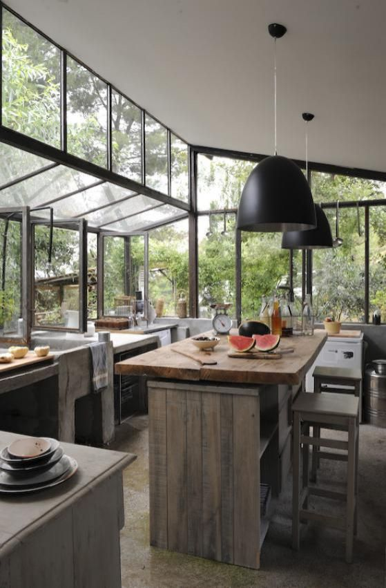 muebles estilo madera