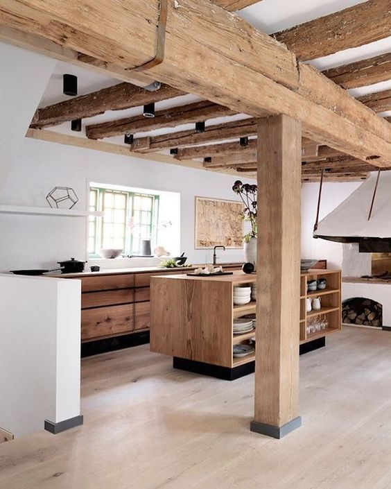 Muebles Modernos Madera (4)