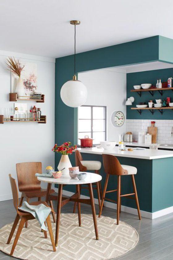 muebles para cocinas pequeñas