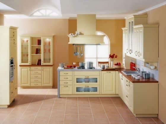 Colores para cocinas las mejores combinaciones para cada - Colores de pintura para cocinas modernas ...