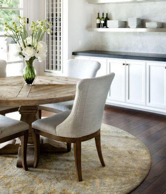 Encuentra las mejores opciones en comedores de madera para tu cocina