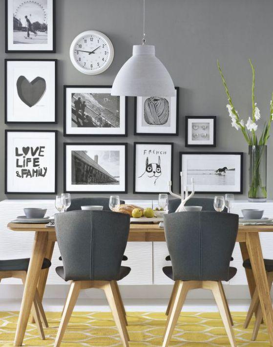 bonitas sillas para comedor