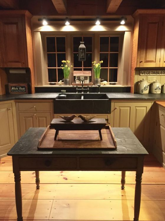 Cocinas americanas con modelos e ideas para el 2018 for Barras e islas para cocinas