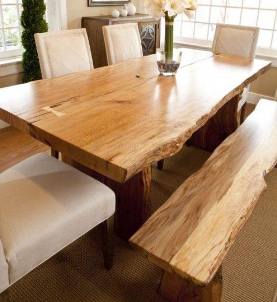 Sillas de comedor diferentes modelos y estilos perfectos for Muebles comedor madera
