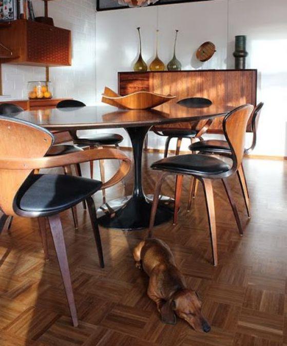 silla moderna laminada