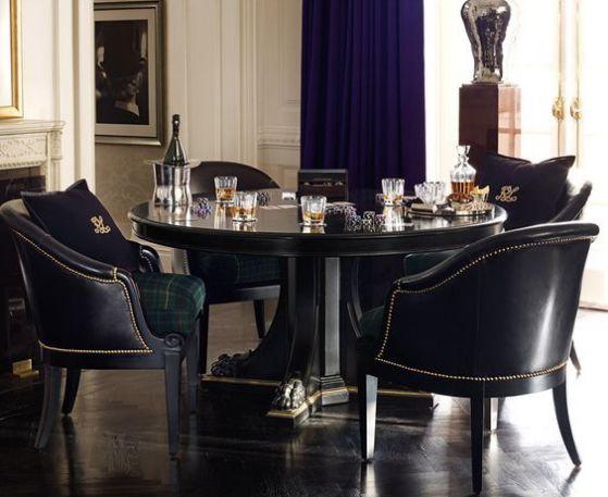sillas con tapizado de piel