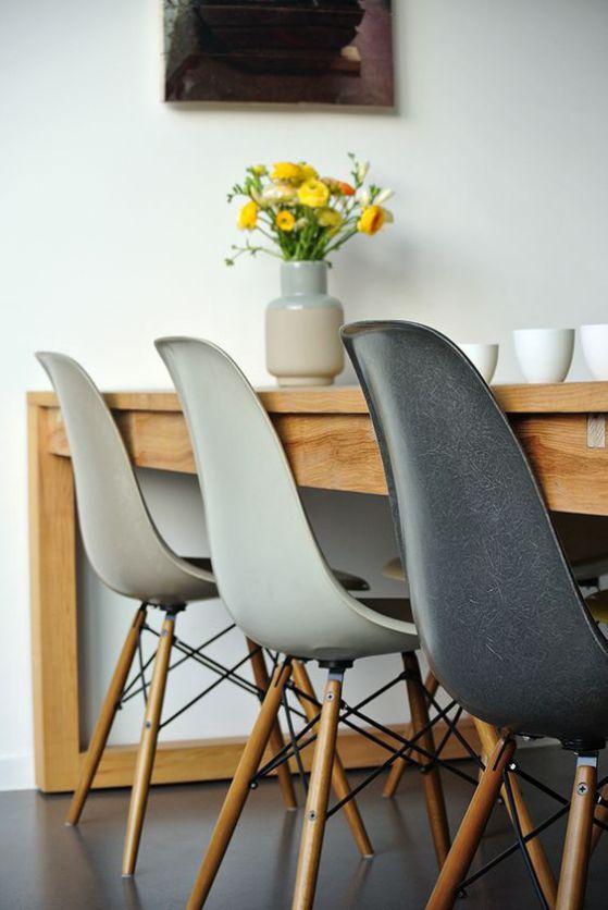 Sillas de comedor diferentes modelos y estilos perfectos for Sillas para comedor industrial