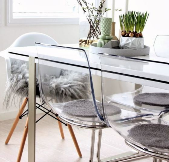 Best Sillas De Comedor Transparentes Photos - Casas: Ideas & diseños ...