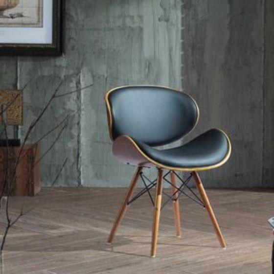 sillas tapizadas con cuero