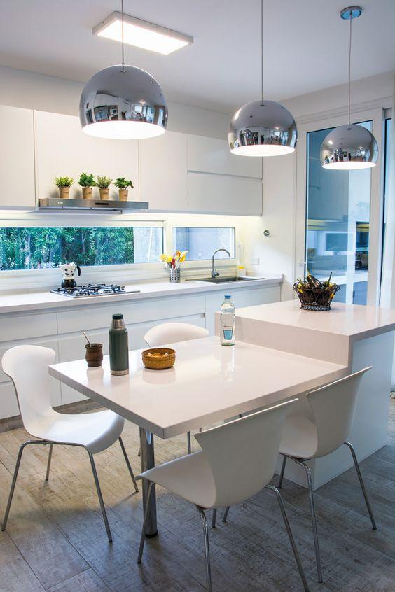 Cocinas modernas dise os y estilos de ltima tendencia for Guardas para cocina modernas