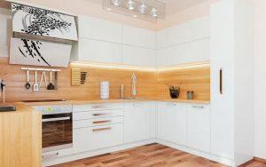 Cocinas Blancas, la opción que debes elegir para este nuevo año.