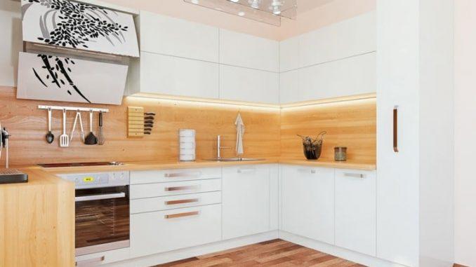 2. Formas De Decorar Las Cocinas Blancas