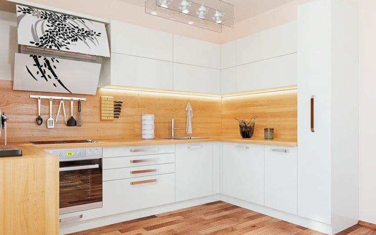 Cocinas Blancas que debes elegir como opción para este nuevo ...